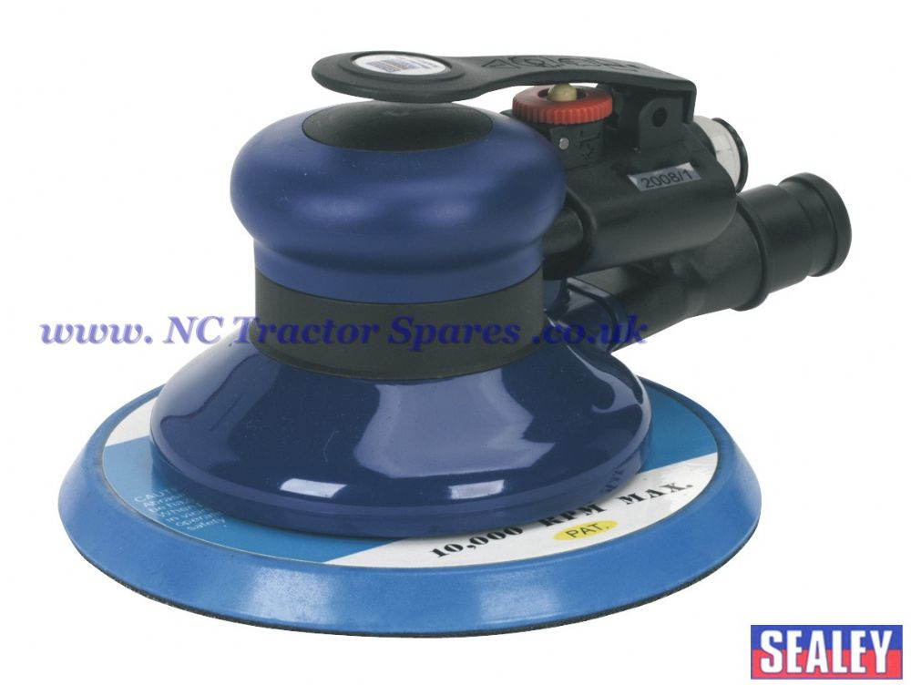 Air Palm Orbital Sander 150mm Dust-Free